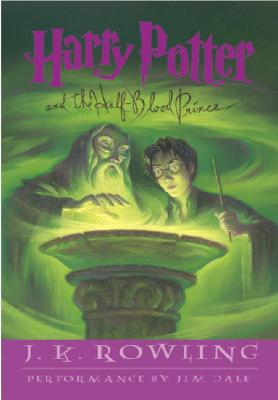 [CD] Harry Potter and the Half blood Prince By Rowling, J. K./ Dale, Jim (NRT)